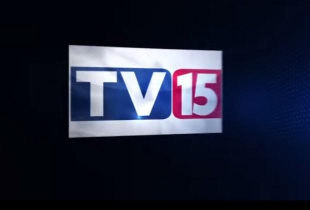TV 15 LOGO
