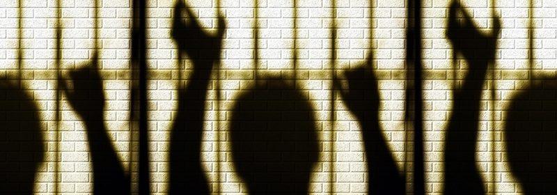 pessoas presas