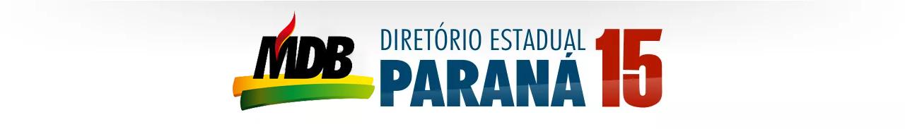 MDB DO PARANÁ