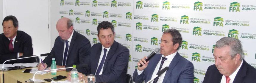 Sérgio Souza defende manutenção da redução do ICMS para minimizar perdas no setor agropecuário