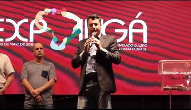 Expoingá: Sérgio Souza avalia que agro não vive seu melhor momento